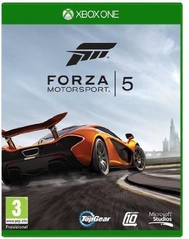 Forza Motorsport 5 (Xbox One) Download für 12,80€ bei cdkeys