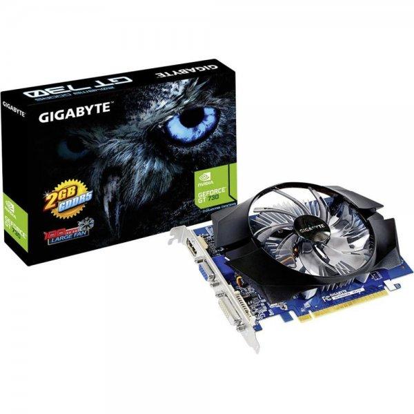 @Conrad Grafikkarte Gigabyte Nvidia GeForce GT730 2 GB GDDR5