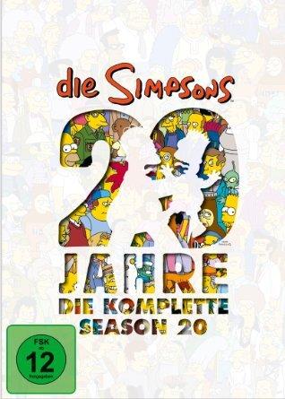 (AmazonPrime) Die Simpsons-Season 20