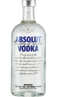 0,7L Absolut Vodka [Kaufland] [BY, BW]