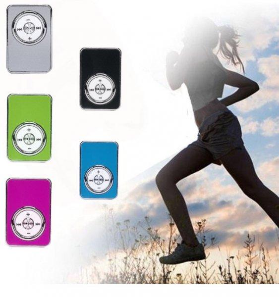 EBAY - MP3 - Player (bis 32GB aufrüstbar, ohne Lautsprecher) für 1€ aus China