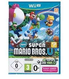 New Super Mario Bros. U & Super Luigi [Saturn Troisdorf]