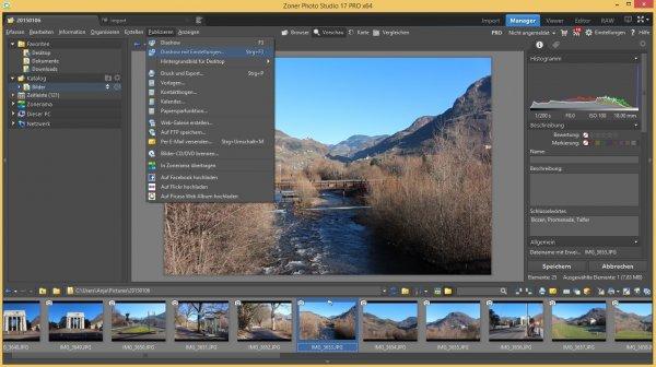 Zoner Photo Studio 17 Pro