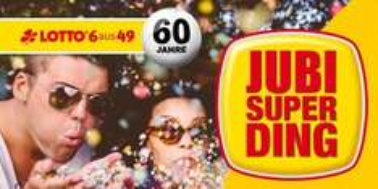 (NRW) Lotto Super Ding am 26.12 für 0,675€ pro Reihe bei Mindesteinsatz von 50 Reihen/33,75€