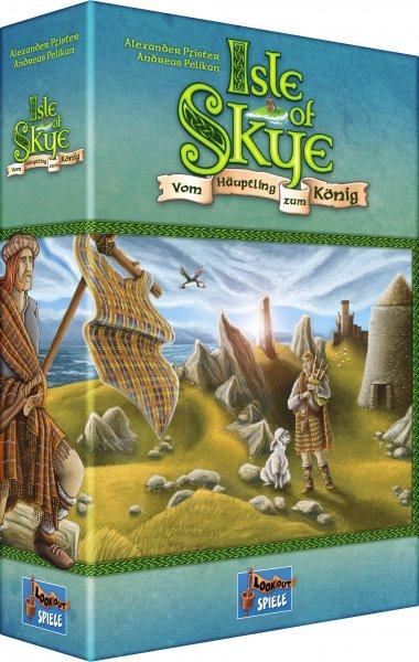 [Spiele-Offensive]Tür 1 Adventskalender: Isle of Skye für 19,21