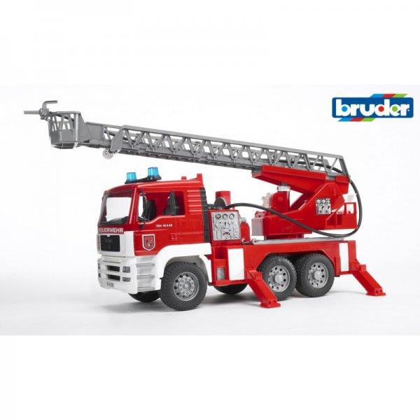 Nur heute: Bruder MAN Feuerwehr mit Drehleiter für 32,99 inkl. Versand