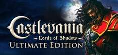 [Steam] Castlevania: Lords of Shadow - Ultimate Edition (@nuveem)