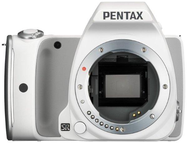 Pentax K-S1 Body (weiß) für 205,09€ bei Amazon.fr