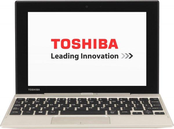 [Amazon] Toshiba Satellite Click Mini Convertible (8,9'' FHD IPS Touch, Intel Z3735F, 2GB RAM, 32GB intern, microHDMI, 10h Akkulaufzeit, Win 8.1 -> Win 10) + Office 365 + 3 Jahre Sorglos-Garantie für 196,12€