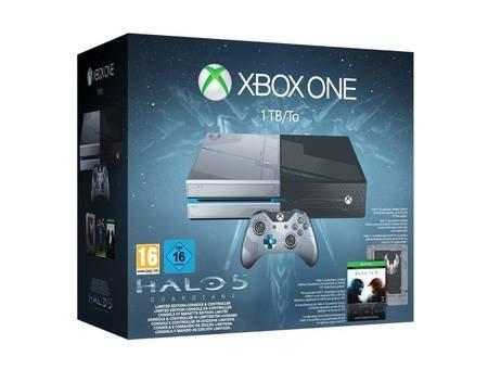 Abgelaufen: [Allyouneed] Bis heute 14:00 Uhr !!! --> Microsoft Xbox One 1TB Halo 5 Limited Edition für 394€