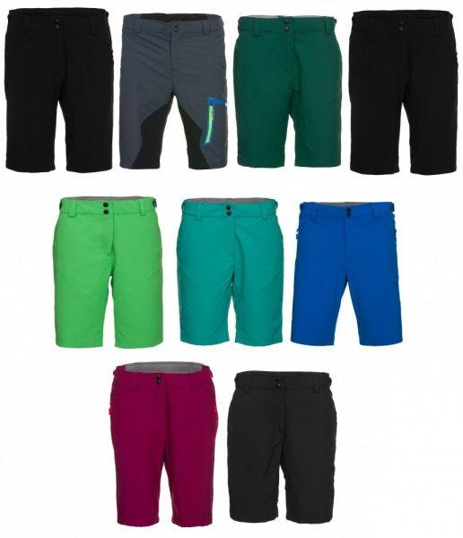Ziener Fahrrad-Short Sport Radhose für Damen für 4,99€ @Outlet46 - Größe 36 bis 44!