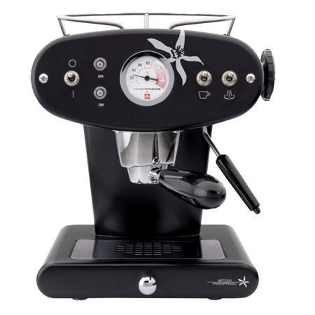 [Redcoon] illy FrancisFrancis X1 MIE schwarz (Espresso-Kapselmaschine)
