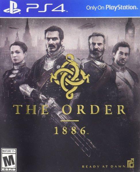 The Order 1886 PS4 digital code durch amazon.com für 9$ (und mehr)