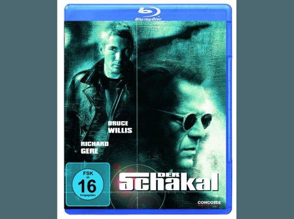 [Blu-ray] Der Schakal - AmazonPrime/Media Markt Online