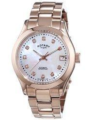 @Amazon UK: Rotary Damen-Armbanduhr Analog edelstahl Rotgold LB00157/41 für 138€ / Idealo ab 339 €