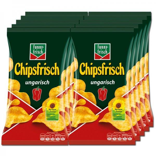 Kaufland [Sinsheim, lokal] - Funny Frisch Chipsfrisch 1,19 €
