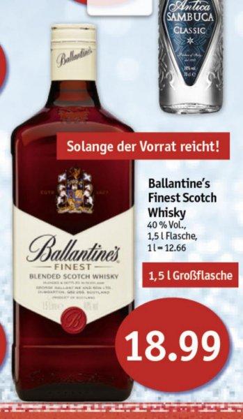 Sky (Coop) Ballantines Finest 1.5l 18.99€