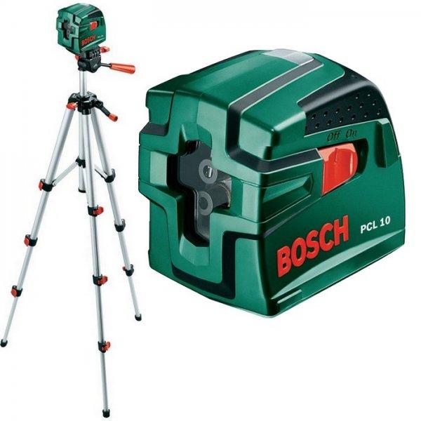 (Globus) Bosch Kreuzlinien-Laser PCL 20 Set 74.94€ statt 105€ Idealo bei Zahlung mit MasterPass