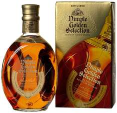 "Dimple™ - Blended Scotch Whisky ""Golden Selection"" (0,7l) für €17,99 [@Citti]"