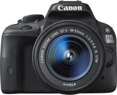 Canon EOS 100D Kit 18-55 mm IS STM für 389€+ 116,70€ in Superpunkten!