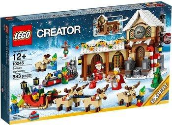 LEGO 10245 Creator: Weihnachtliche Werkstatt @mytoys 41,12€
