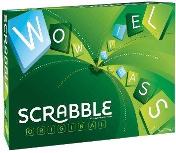 [Amazon Blitzangebot, Prime] Mattel Y9598 Scrabble für 18,69€, 19% unter idealo