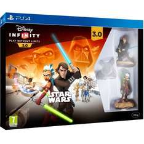 (Lokal MM Bochum ?) Star Wars Infinity PS4 + Figur Darth Vader (auch Xbox One, PS 3 und Xbox 360)