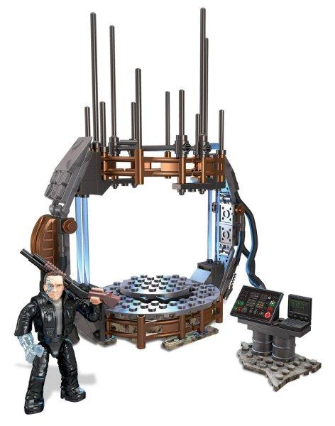 Mega Bloks Genisys Time Machine (Arnie mit Zeitmaschine) unter 25€ @amazon.com