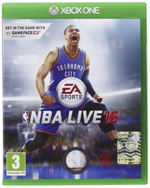 NBA Live 16 für Xbox One ab 24,32 € @ Amazon.it oder für PS4 ab 28,99 €