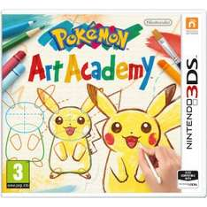 Pokémon: Art Academy (3DS) für 17,29€ bei Zavvi.de