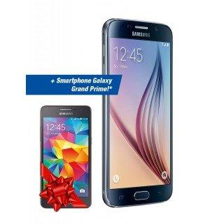 (offline-Bonn und Umgebung, vielleicht Deutschlandweit) Samsung Galaxy S6 32GB + gratis Galaxy Grand Prime
