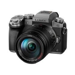 Panasonic DMC-G70HEG-K Systemkamera (16 Megapixel, 4K Video, 7,5 cm (3 Zoll) Touchscreen, WiFi, NFC) mit Objektiv 14-140mm/F3,5-5,6 für 805€ bei Cyberport.de