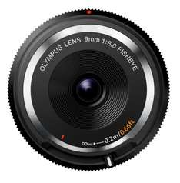 [MediaMarkt]OLYMPUS Pen Body Cap Lens 15mm 1:8.0 Festbrennweite für MFT (15 mm-30 mm, f/8)
