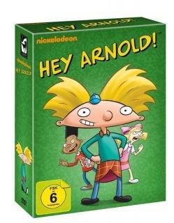 Hey Arnold - Die komplette Serie (12 DVDs) für 34,97 € bei Amazon.de