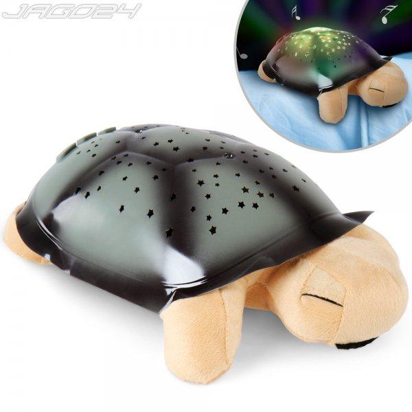 [Ebay] - Süße Schildkröte mit Sternenlicht in gelb +++15% Rabatt auf Babys+++