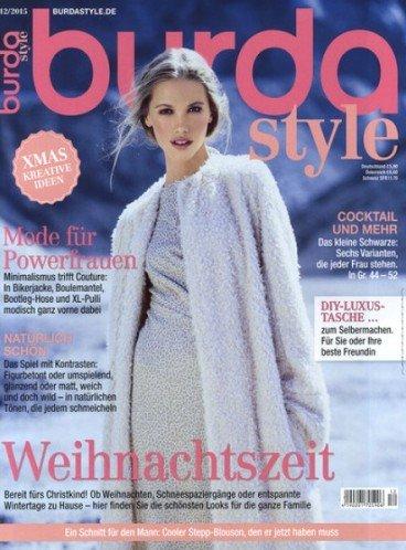 """""""burda style"""" im Halbjahresabo für effektiv 4,50€ durch 25,00€ Amazon-Gutschein"""