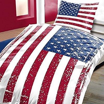 Bettwäsche im USA Design @ Amazon