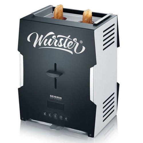 @ebay Severin WT 5000 Wurster für perfekte Bratwürste GRATIS Schneideset + Soßenset 399,95 Euro Wurstgrill inkl. WMF Schneidebrett und Echtwerk Messer