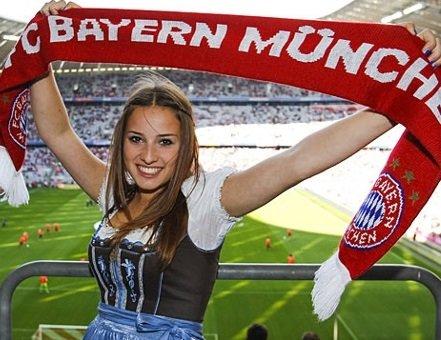 Frauenfußball FC Bayern München: Zum Spiel am 6.12. sind Eintritt, Speisen und Getränke frei