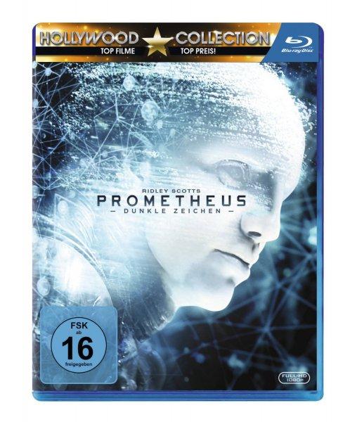 amazon.de - Prometheus - Dunkle Zeichen Blu-ray / Preis: inkl. Versand: 4,99 € (Prime)