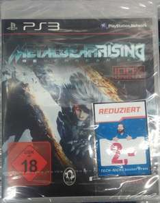 [Lokal HB] Metal Gear Rising (PS 3)  Saturn-Habenhausen
