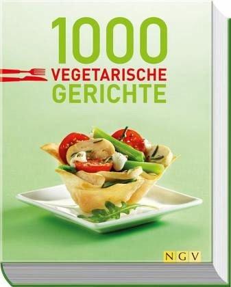 Buecher.de - Buch 1000 Vegetarische Gerichte - Preis inkl. Versand: 7,99€ / Vergleichspreis: 10,00€