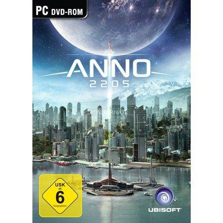 "PC-Spiel ""ANNO 2205"" inkl. Datenträger (Preis inkl. Versand!)"
