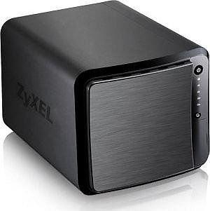 Zyxel NAS540 (4-Bay, 2x GB Ethernet, 3x USB 3.0, Quiet FAN) für 119€ bei Cyberport@Ebay