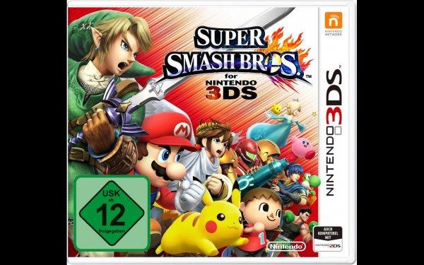 (Otto) Nintendo 3DS Spiel Super Smash Bros. für 22,99 €!!!