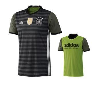 Adidas DFB Auswärtstrikot und viele weitere DFB Fan Artikel stark reduziert