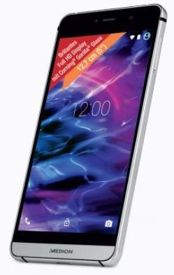 "199€ Full HD 5"" Smartphone Medion Life X5004 bei Aldi Nord ab 10.12.15"