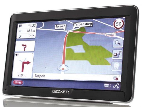 Lidl ab 10.12.2015 Becker Navigationsgerät Ready 70 LMU für 149 Euro