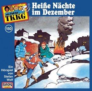TKKG - 150/Heiße Nächte im Dezember (Hörbuch) gratis bei Google Play