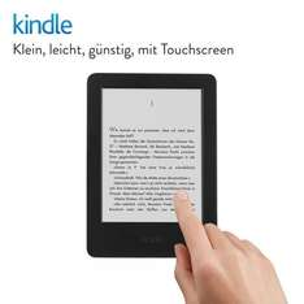 [Saturn] Amazon Kindle Ebook Reader (aktuelles Modell) für 54€!
